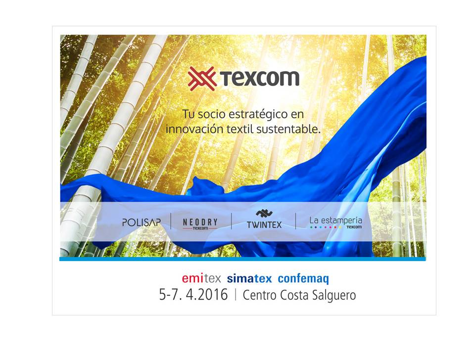Invitación Emitex 2016