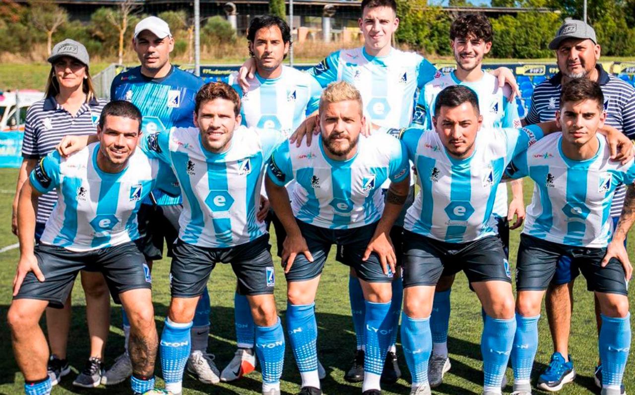 Socios Estratégicos: Sport Lyon | Texcom | Explorart Digital | A.F. 7 Argentina